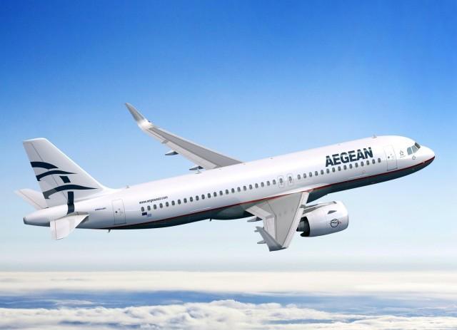 Συμφωνία δις για Aegean Airlines και Airbus