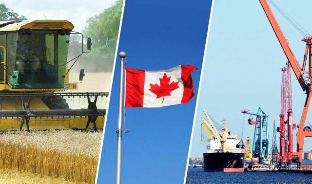 Η Ιαπωνία αναστέλλει τις εισαγωγές σιταριού από τον Καναδά