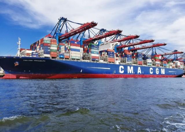 Η CMA CGM ενισχύει την παρουσία της στα ευρωπαϊκά ύδατα