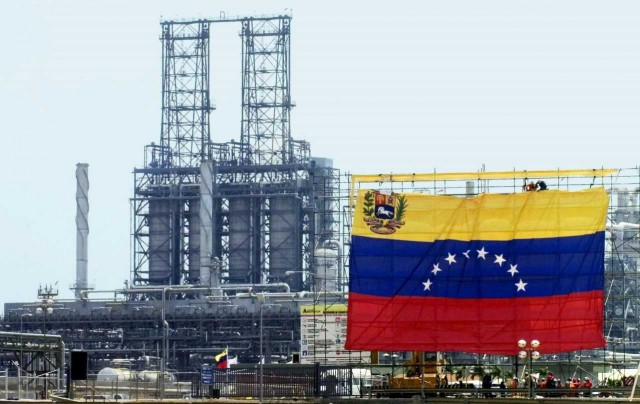 Κατακόρυφη πτώση για τις εξαγωγές του πετρελαίου της Βενεζουέλας