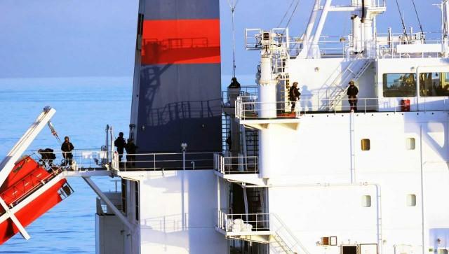 Αυξημένος ο κίνδυνος ληστρικών επιθέσεων σε πλοία στη Δ. Αφρική