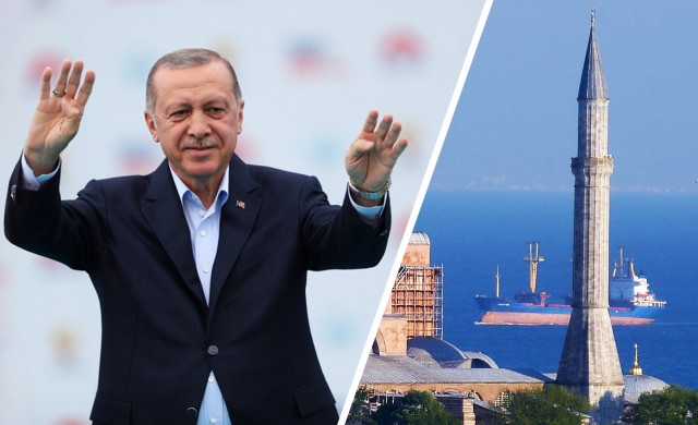 Οι αγορές «χαιρετίζουν» την επανεκλογή Ερντογάν
