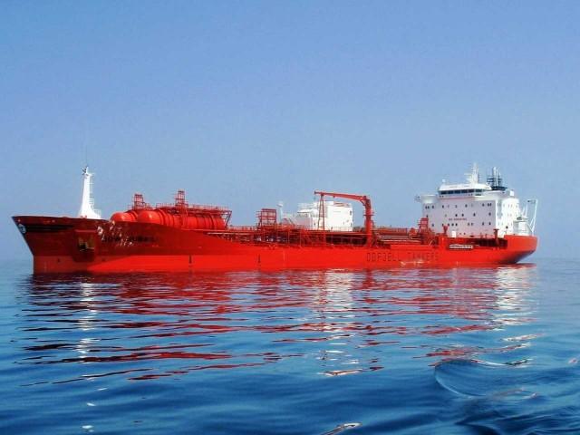 Διαρροή βαρέος καυσίμου από δεξαμενόπλοιο στο Ρότερνταμ