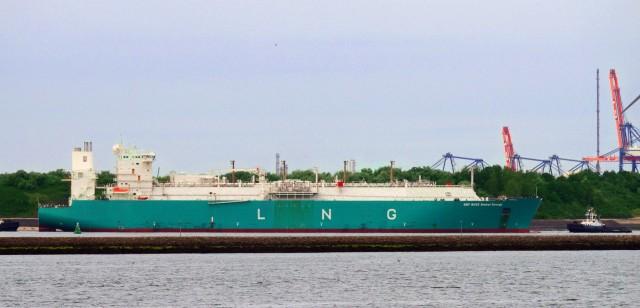 Σε κορυφαίο εισαγωγέα LNG αναδεικνύεται η Κίνα