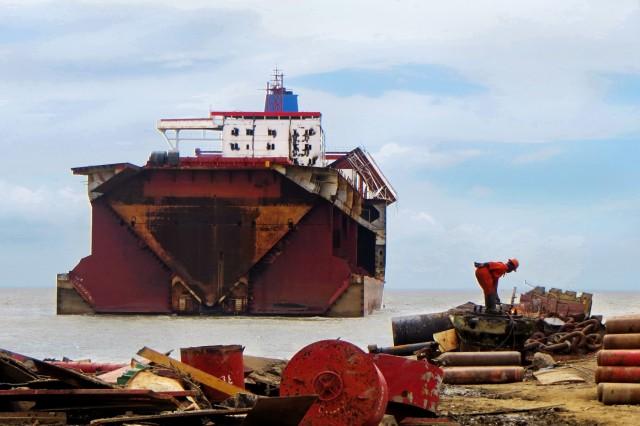 ECSA: Να ενταχθούν στον Ευρωπαϊκό Κατάλογο Μονάδων Ανακύκλωσης Πλοίων και μονάδες εκτός Ε.Ε.