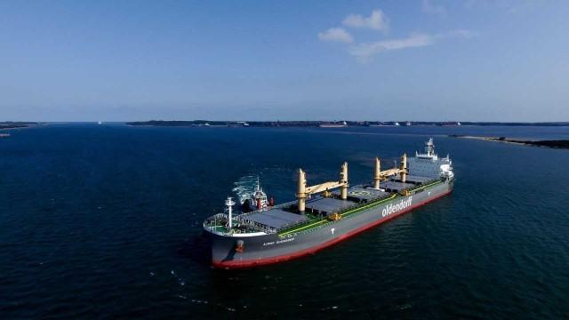 Παραλαβή 20+ eco friendly πλοίων από την Oldendorff Carriers