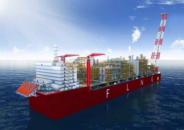 Σε εφαρμογή η πρώτη πλωτή μονάδα LNG της Αφρικής με τις ευλογίες τoυ Lloyd's Register