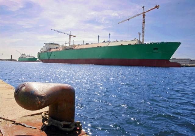 Η Σιγκαπούρη αναδεικνύεται σε κόμβο ανεφοδιασμού LNG