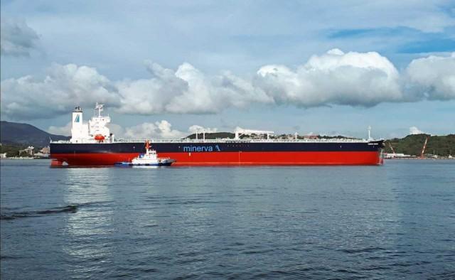 Το 44ο πλοίο με ελληνική σημαία για τη Minerva Marine