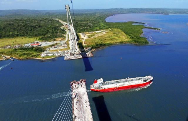 Άρση των περιορισμών στα πλοία μεταφοράς LNG από τη Διώρυγα του Παναμά