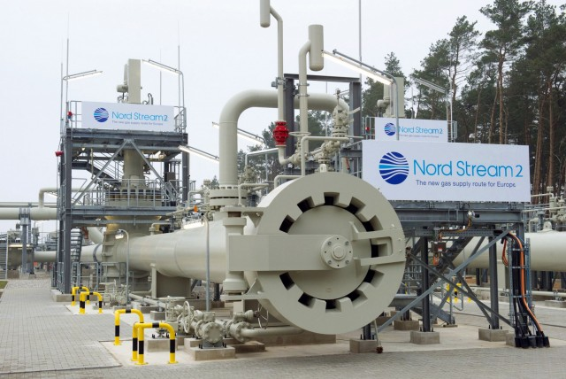 Επενδύσεις ύψους 4,8 δις για το ενεργειακό έργο «Nord Stream 2»