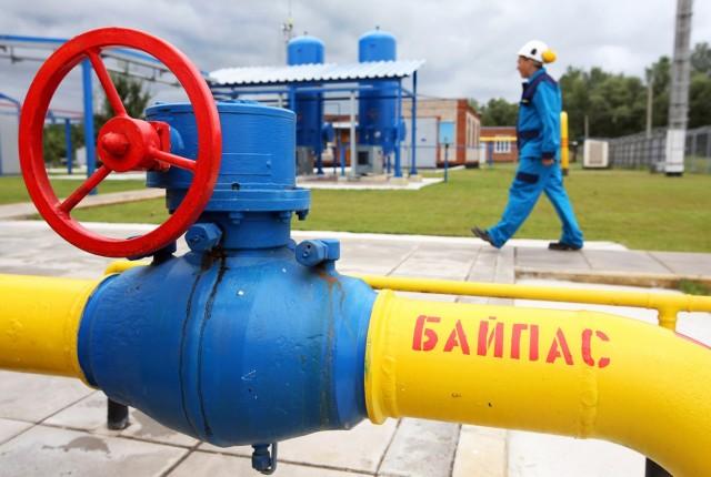 Σημαντική πτώση των ουκρανικών εισαγωγών σε φυσικό αέριο