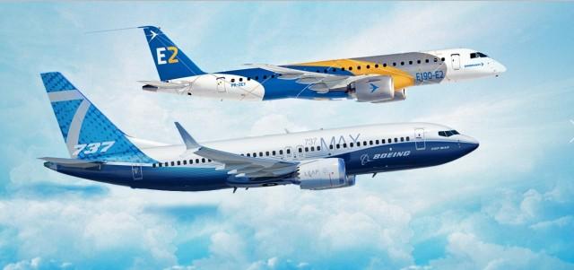 Υπό τον έλεγχο της Boeing περνά η βραζιλιάνικη Embraer