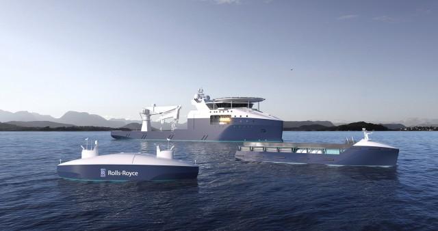 Rolls-Royce: Ανακατατάξεις στον χώρο της ναυπηγικής τεχνολογίας