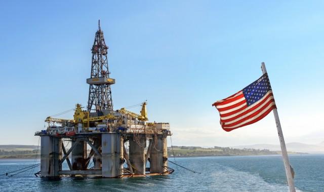 Σε περίοπτη θέση η παραγωγή αργού πετρελαίου των ΗΠΑ