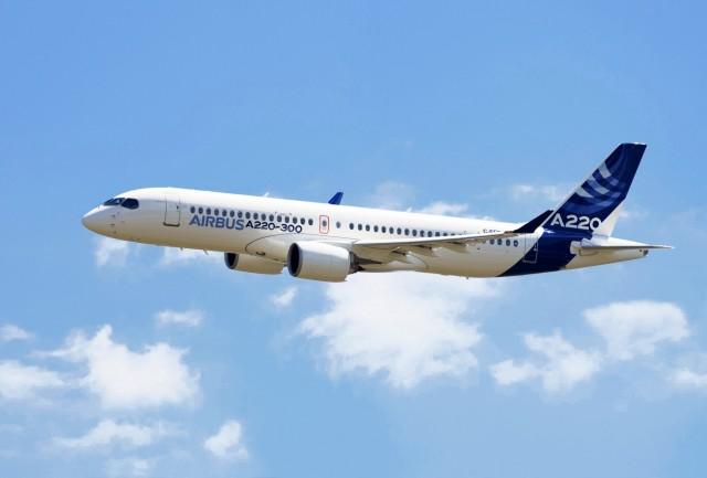 Υλοποιείται η πολυαναμενόμενη συνεργασία Airbus – Bombardier