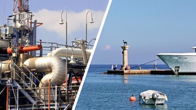 Προς την ανάπτυξη υποδομών υγροποιημένου φυσικού αερίου σε νησιά της Ελλάδας
