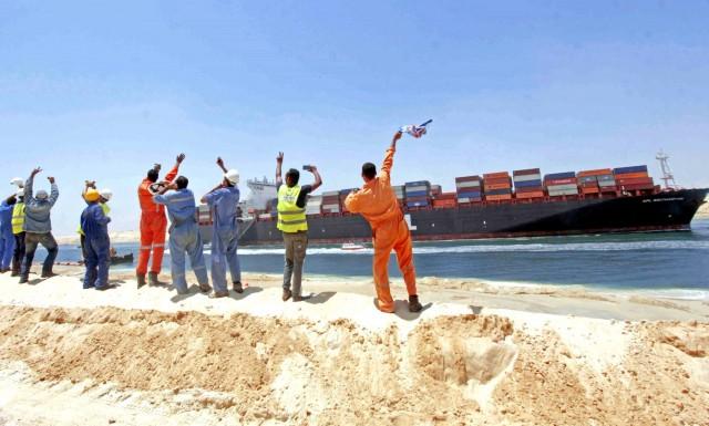 Ερυθρά Θάλασσα: αλλάζουν οι εμπορικές ροές