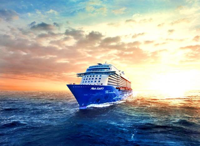 Δύο νεότευκτα- γίγαντες στα σκαριά για την TUI Cruises