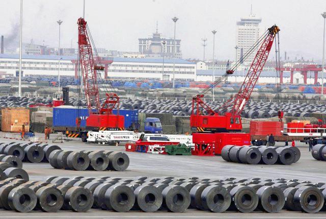 Βραζιλία: Στο απόγειό τους οι εξαγωγές χάλυβα