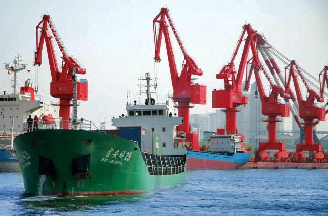 Αύξηση κατά 7,9% στο εξωτερικό εμπόριο της Κίνας