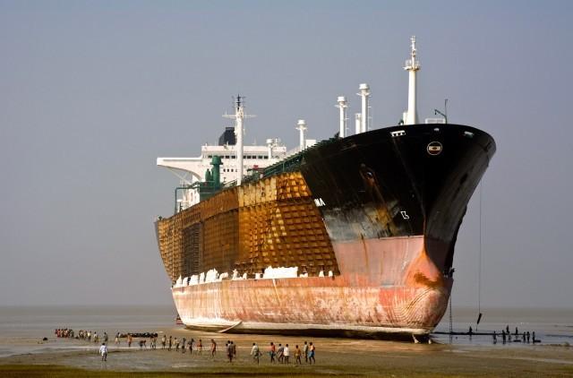 Ανακυκλώσεις δεξαμενόπλοιων στο Πακιστάν: μία νέα αρχή