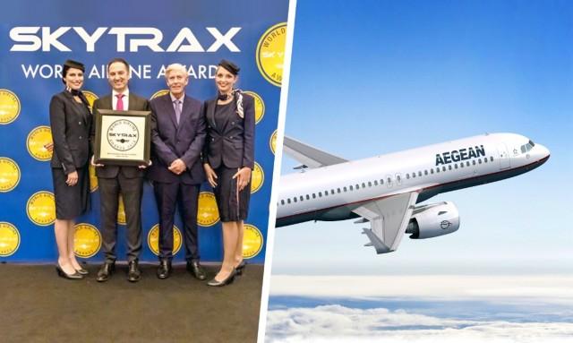 Ακόμη μία επιτυχία στο ενεργητικό της Aegean Airlines