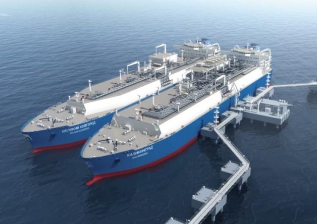 Σε άνοδο η εξαγωγική δραστηριότητα του ενεργειακού κολοσσού Gazprom