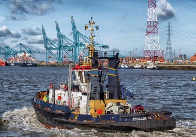 Λιμάνι Αμβέρσας: Τα μέτρα για την αντιμετώπιση της αυξημένης κίνησης λόγω Σουέζ