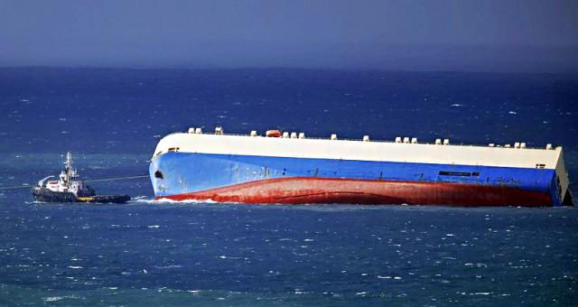 Μειωμένες οι απώλειες πλοίων παγκοσμίως και το 2017
