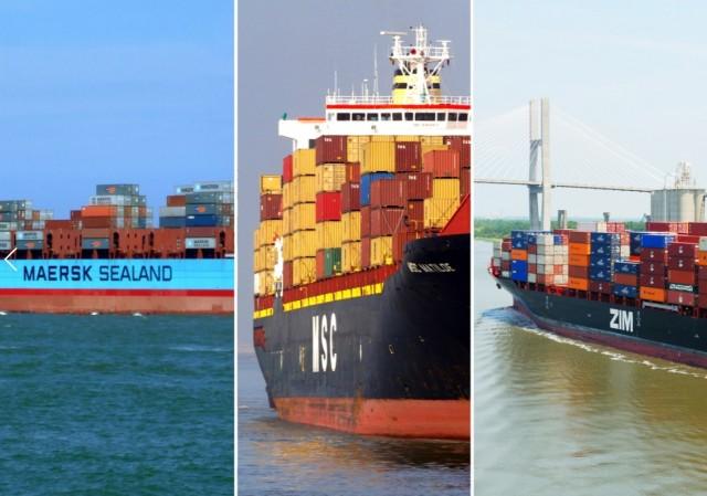 Τριμερής σύμπραξη στην αγορά των containerships
