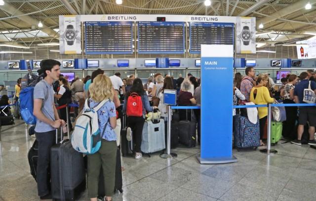 Σημαντική άνοδος της αεροπορικής κίνησης στην Ελλάδα