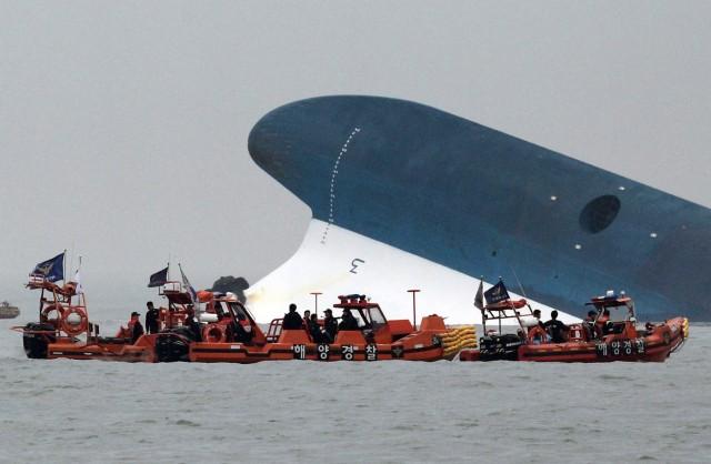 Ξυπνάνε οι μνήμες του τραγικού ναυαγίου του «Sewol»