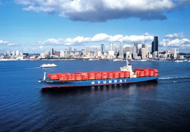 Η Hyundai Merchant Marine εισέρχεται στο New York Shipping Exchange
