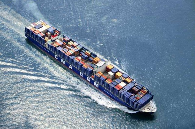 Εν αναμονή η CMA CGM για τα νέα mega containerships της
