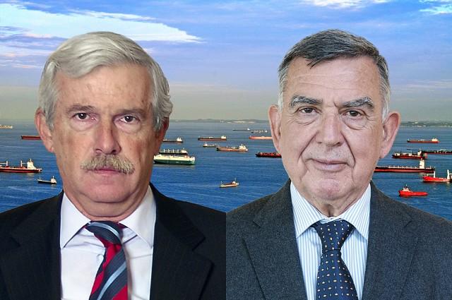Λασκαρίδης-Παπαγιαννόπουλος συζητούν για το μέλλον της ναυτιλίας