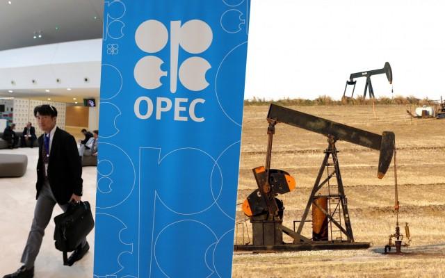 Ρεκόρ για την παραγωγή πετρελαίου από τις χώρες-μέλη του OPEC