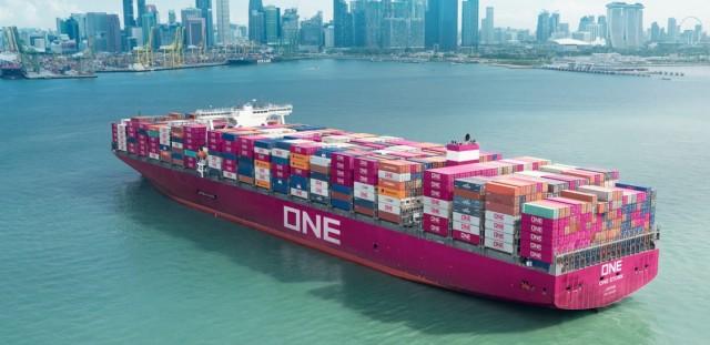 Απογοήτευση για την οικονομική απόδοση της Ocean Network Express