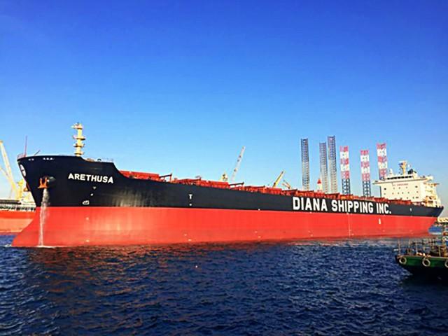 Αισιόδοξες προοπτικές για την Diana Shipping