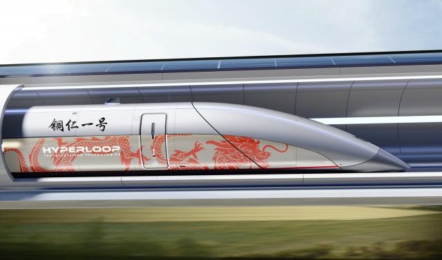 Στην Κίνα κατασκευάζονται τα τρένα του μέλλοντος