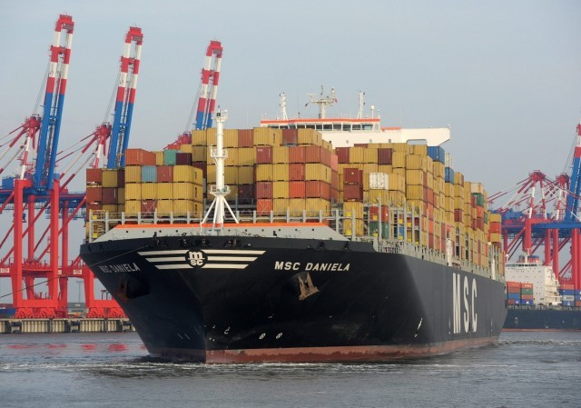 Mega deal MSC και κινεζικών ναυπηγείων