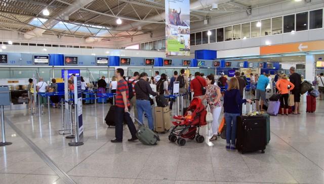 Σημαντική άνοδος για την επιβατική κίνηση στο Διεθνή Αερολιμένα Αθηνών