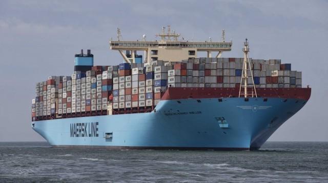 Περιορισμό των κερδών της προβλέπει η Maersk