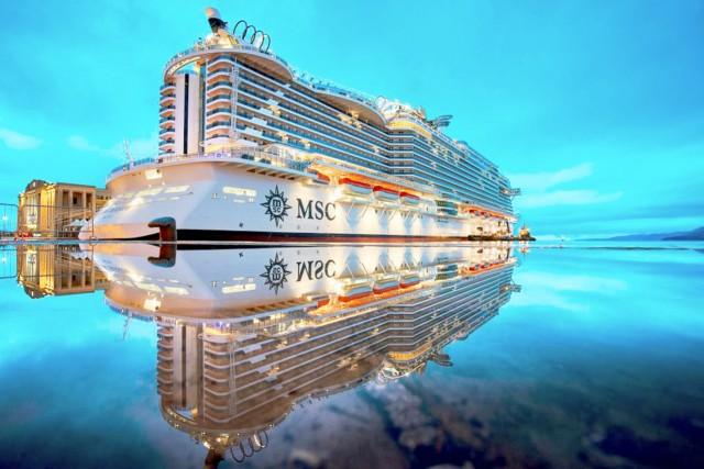 Σε ενδυνάμωση ο στόλος της MSC Cruises