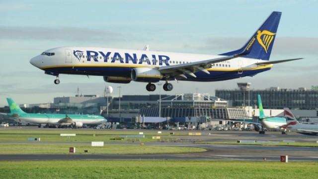 Χάος στους αιθέρες απο την απεργία στη Ryanair