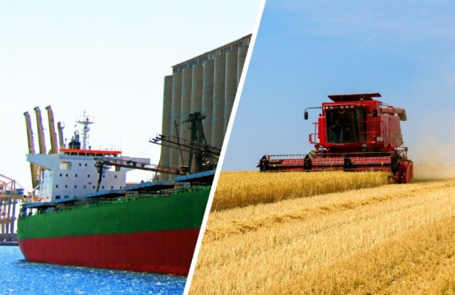 Αποκαθίστανται οι μεταφορές ρωσικού σιταριού προς την Βραζιλία
