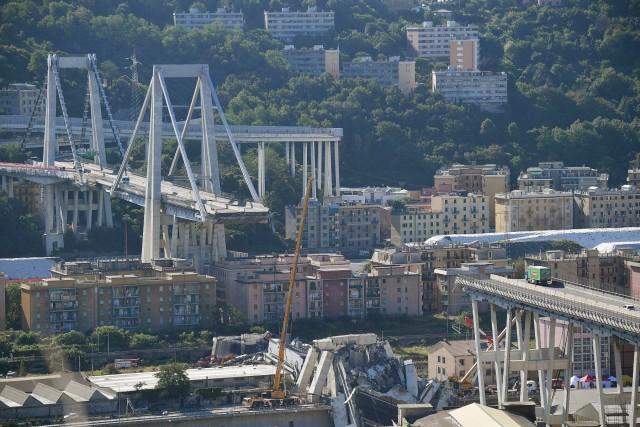 Θρήνος στο μεγαλύτερο λιμάνι της Ιταλίας