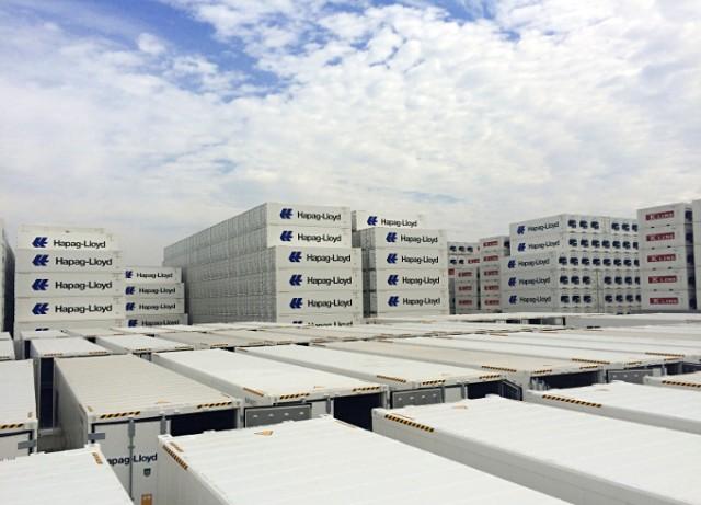 Αύξηση των εμπορευματοκιβωτίων-ψυγείων για την Hapag-Lloyd