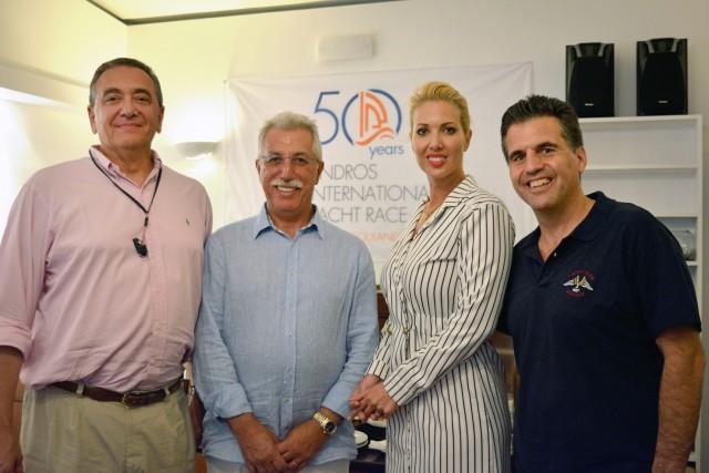 Πραγματοποιήθηκε η Γενική Συνέλευση του Andros Maritime Association