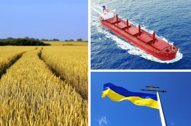 Ουκρανία: Ελαφρά μείωση κατέγραψαν οι εξαγωγές αγροτικών προϊόντων